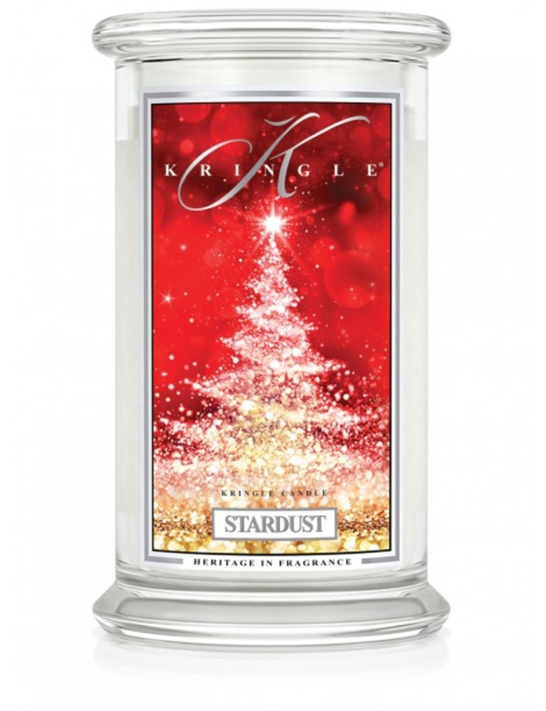 Kringle Candle Giara media Stardust