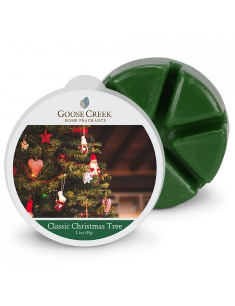Goose Creek Candle Waxmelt Classic Christmas Tree