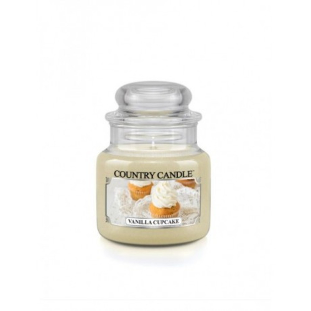 Country Candle Giara mini Vanilla Cupcake