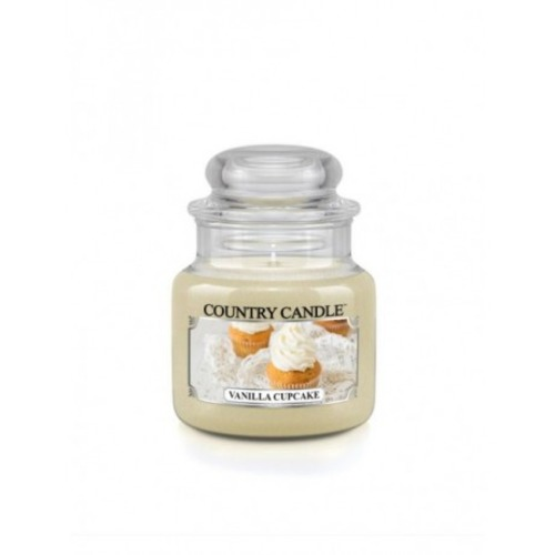 Country Candle Giara mini Vanilla Cupcake