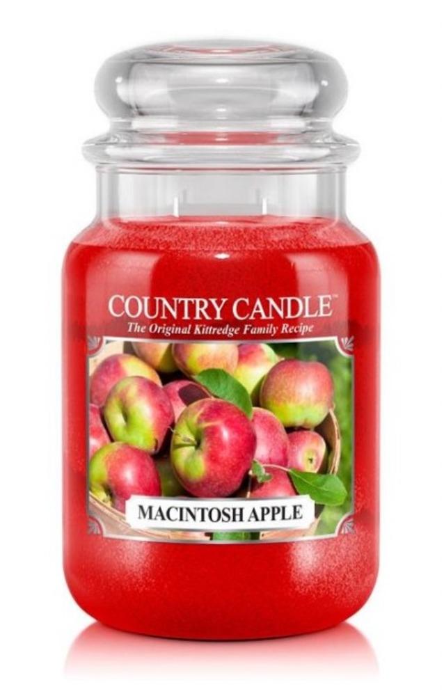 Country Candle Giara grande Macintosh Apple
