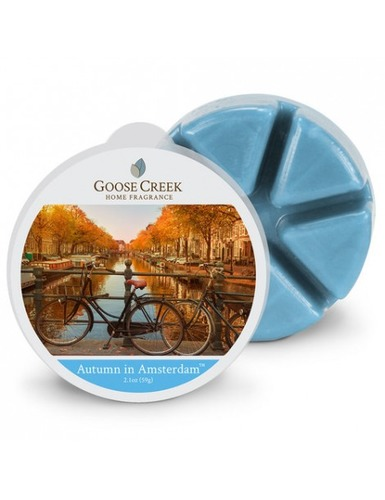 Goose Creek Candle Waxmelt Autumn in Amsterdam