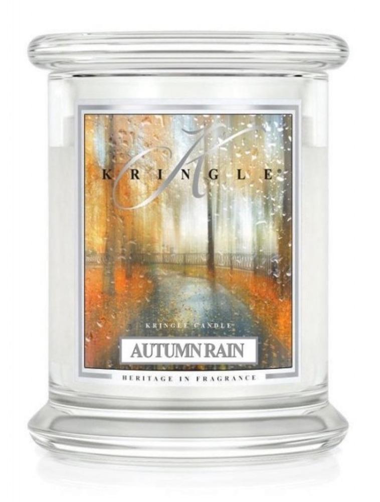 Kringle Candle Giara media Autumn Rain