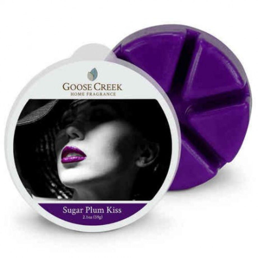 Goose Creek Candle Waxmelt Sugar Plum Kiss