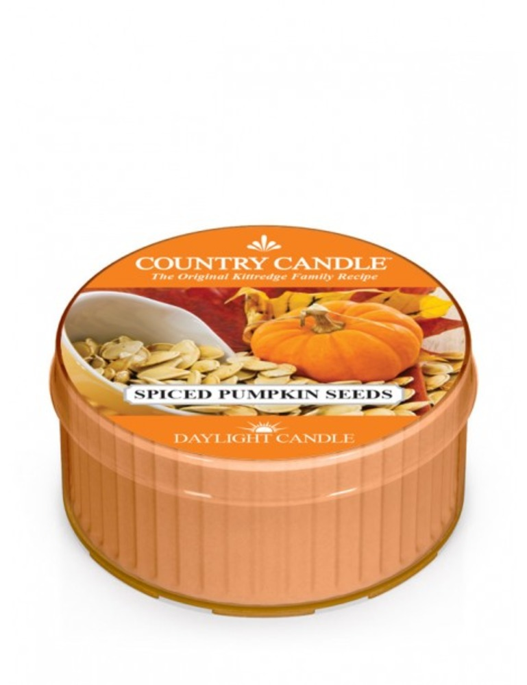 Country Candle Daylight Spiced Pumpkin Seeds