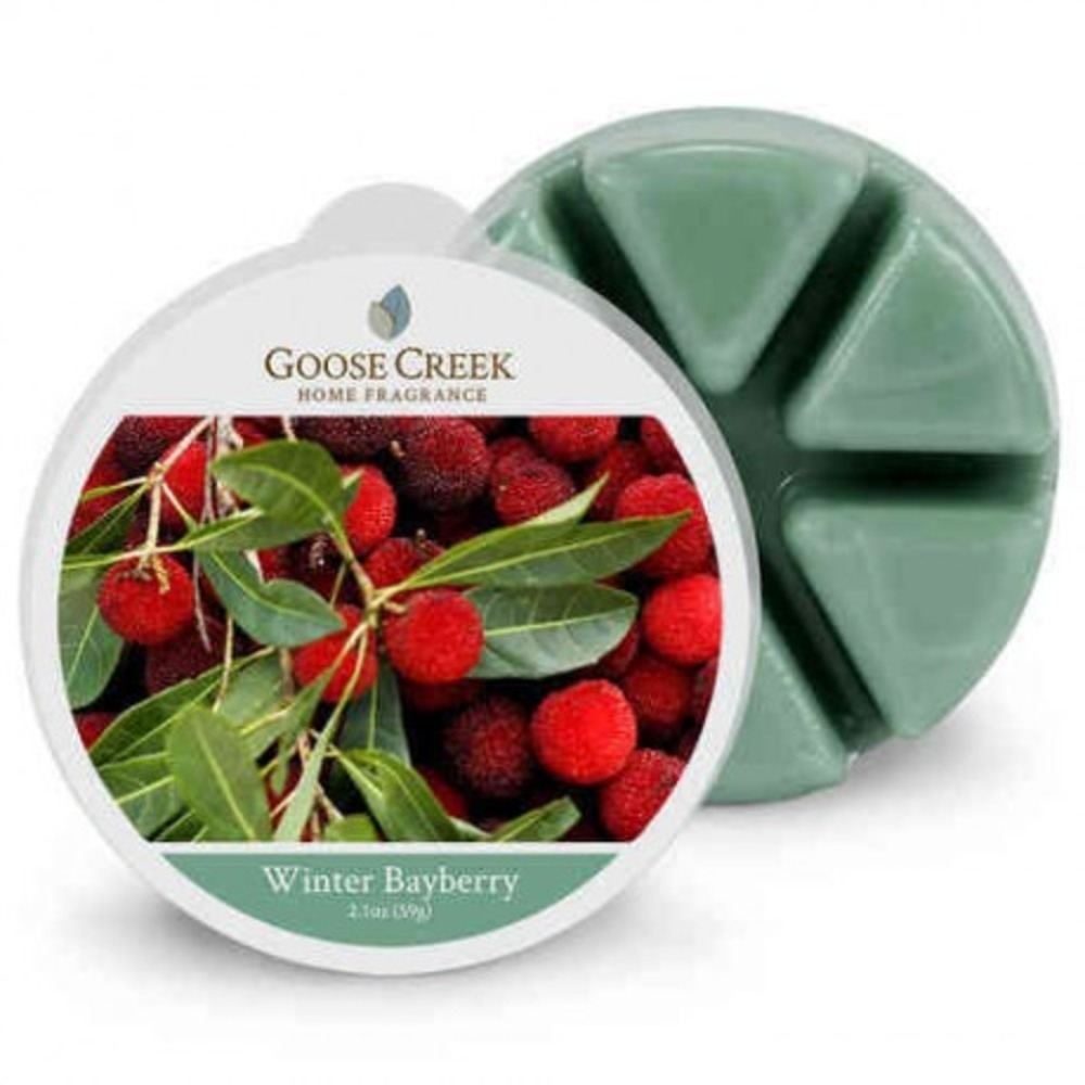 Goose Creek Candle Waxmelt Winter Bayberry