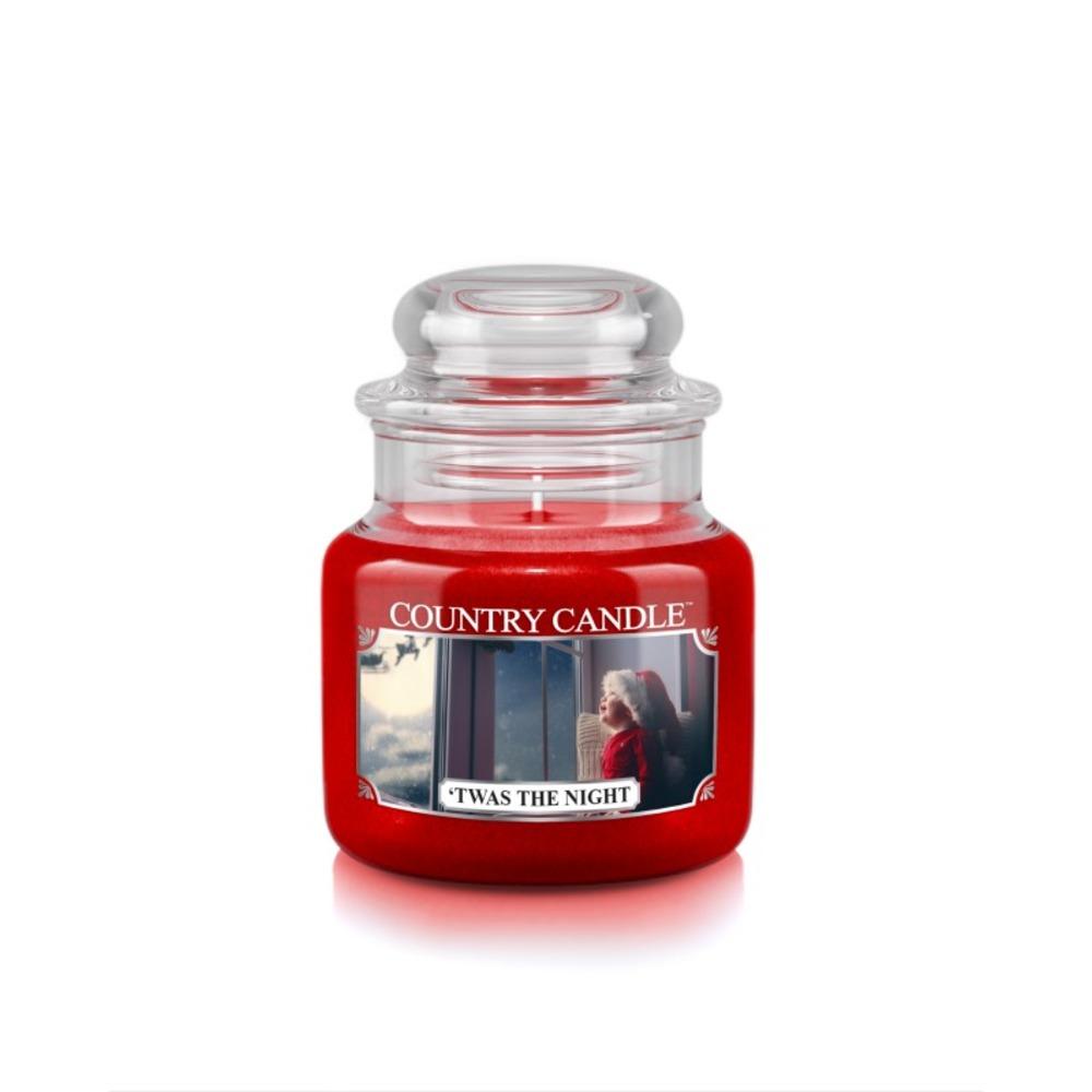 Country Candle Giara mini Twas The Night