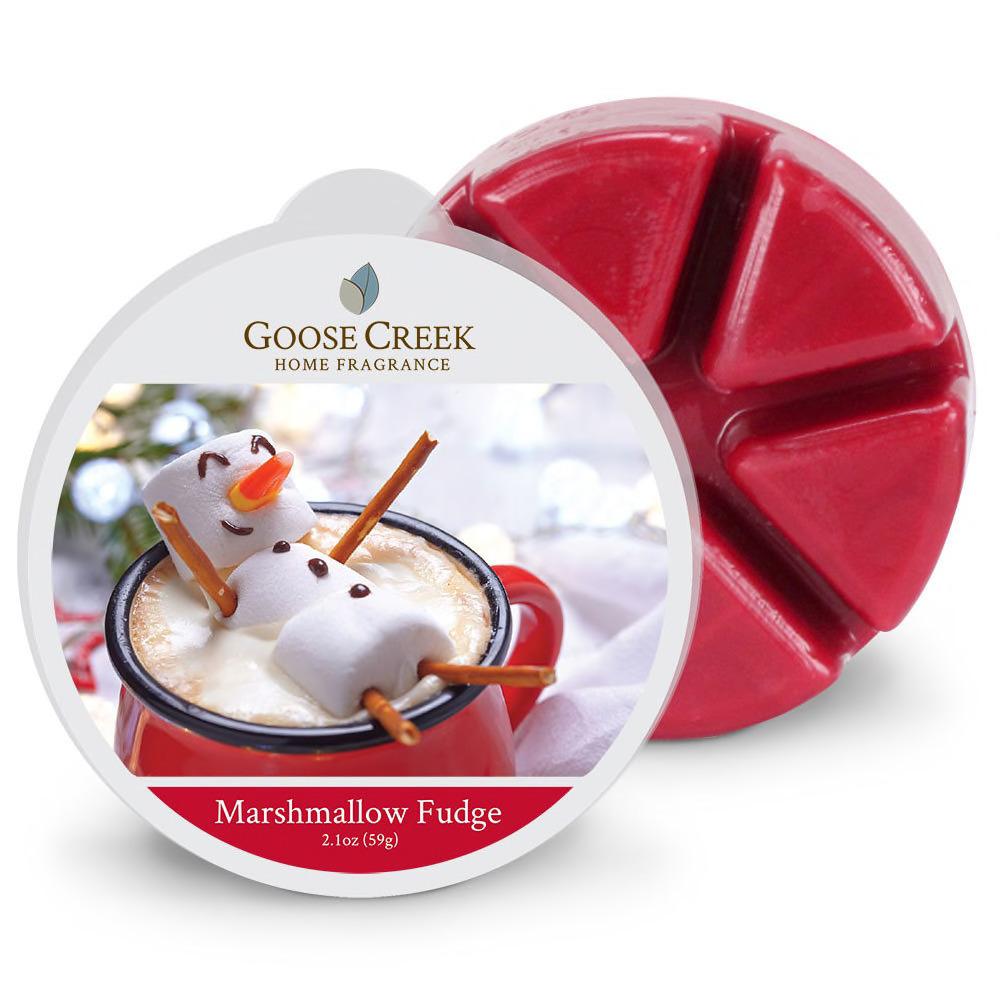 Goose Creek Candle Waxmelt Marshmallow Fudge