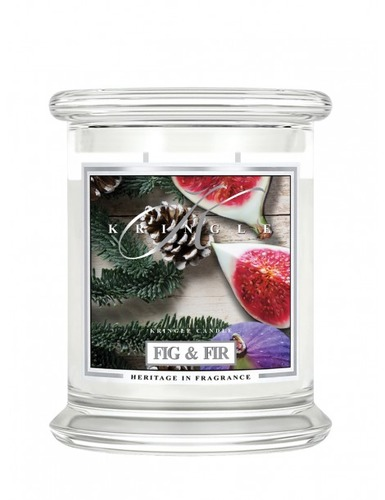 Kringle Candle Giara media Fig & Fir