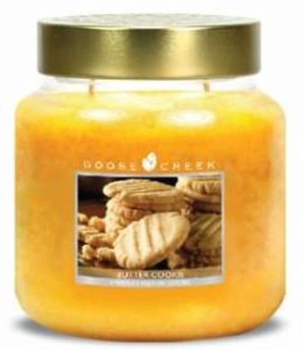 Goose Creek Candle Giara media Butter Cookie