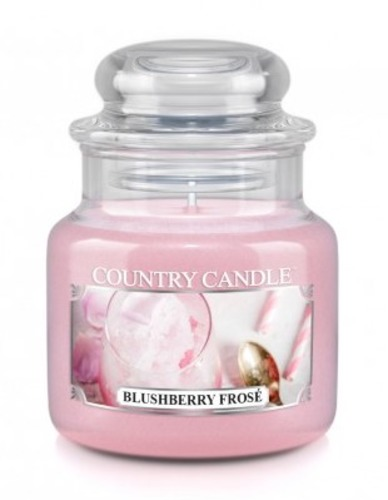 Country Candle Giara mini Blushberry Frose