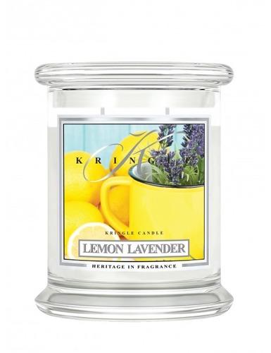 Kringle Candle Giara media Lemon Lavender