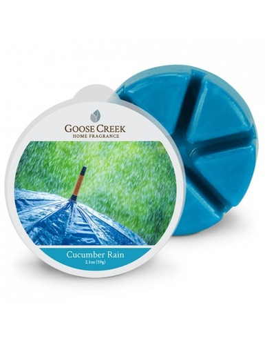 Goose Creek Candle Waxmelt Cucumber Rain