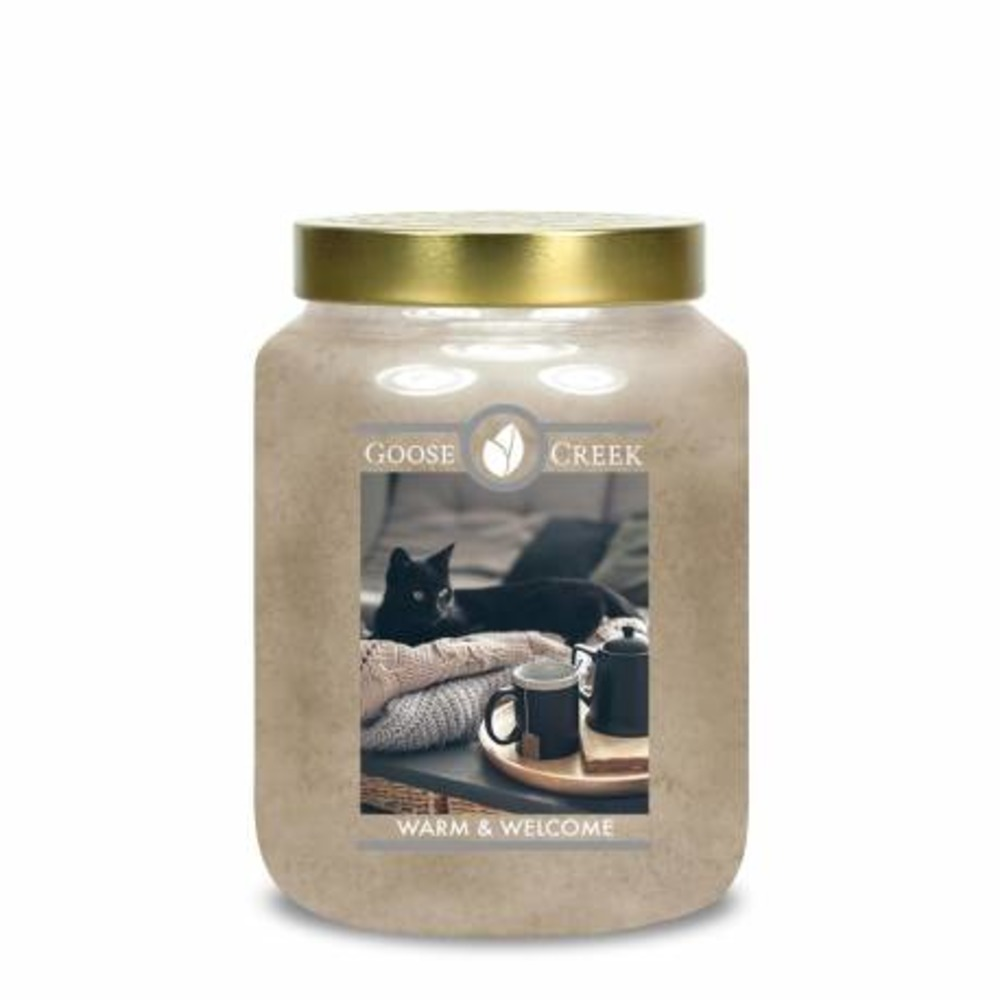 Goose Creek Candle Giara grande Warm & Welcome