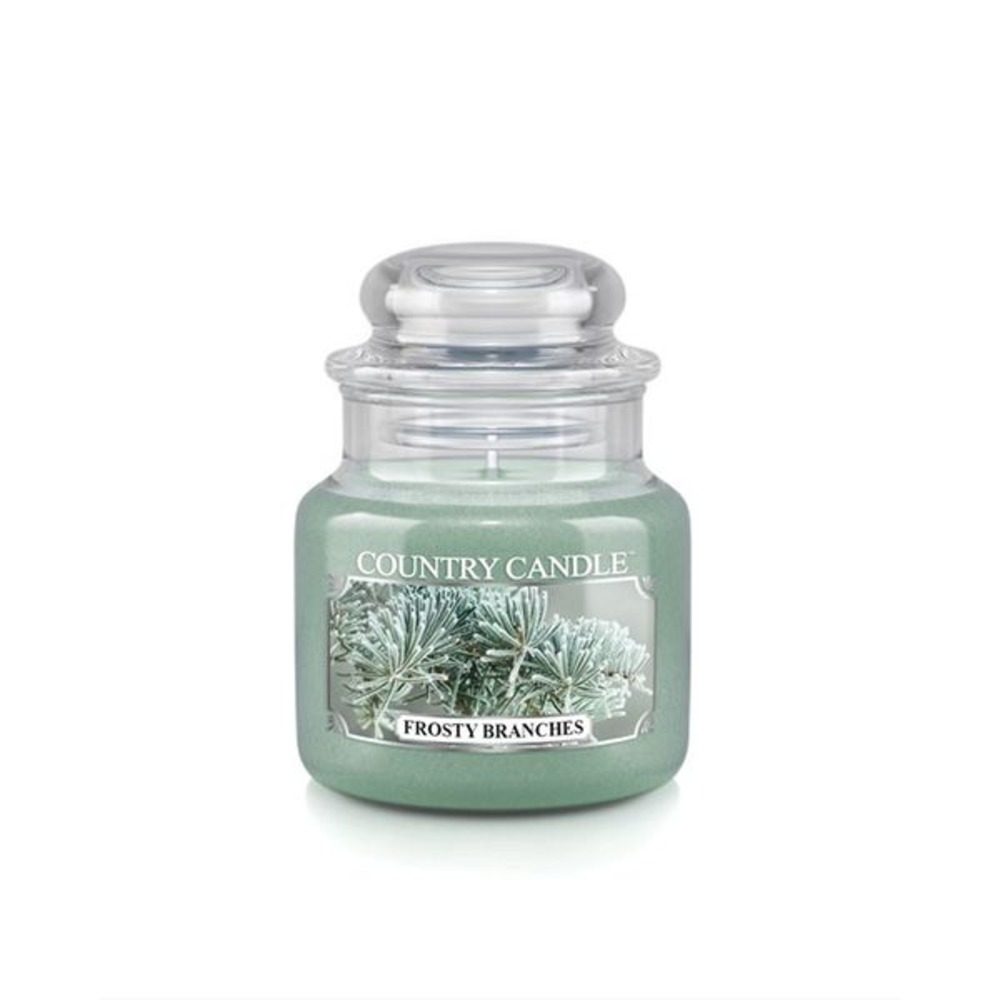 Country Candle Giara mini Frosty Branches