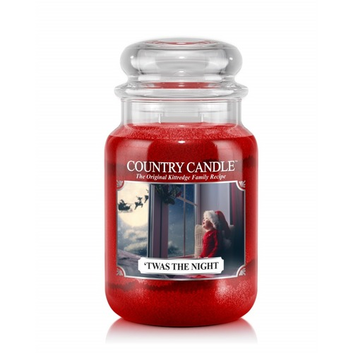 Country Candle Giara grande Twas The Night