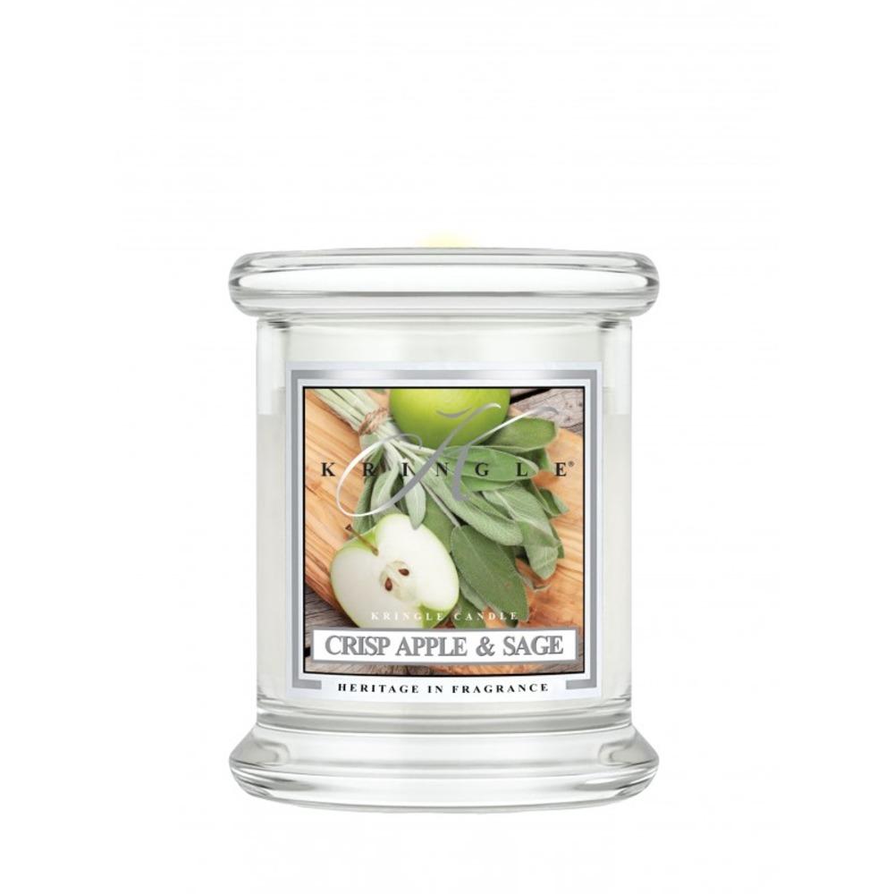 Kringle Candle Giara mini Crisp Apple & Sage