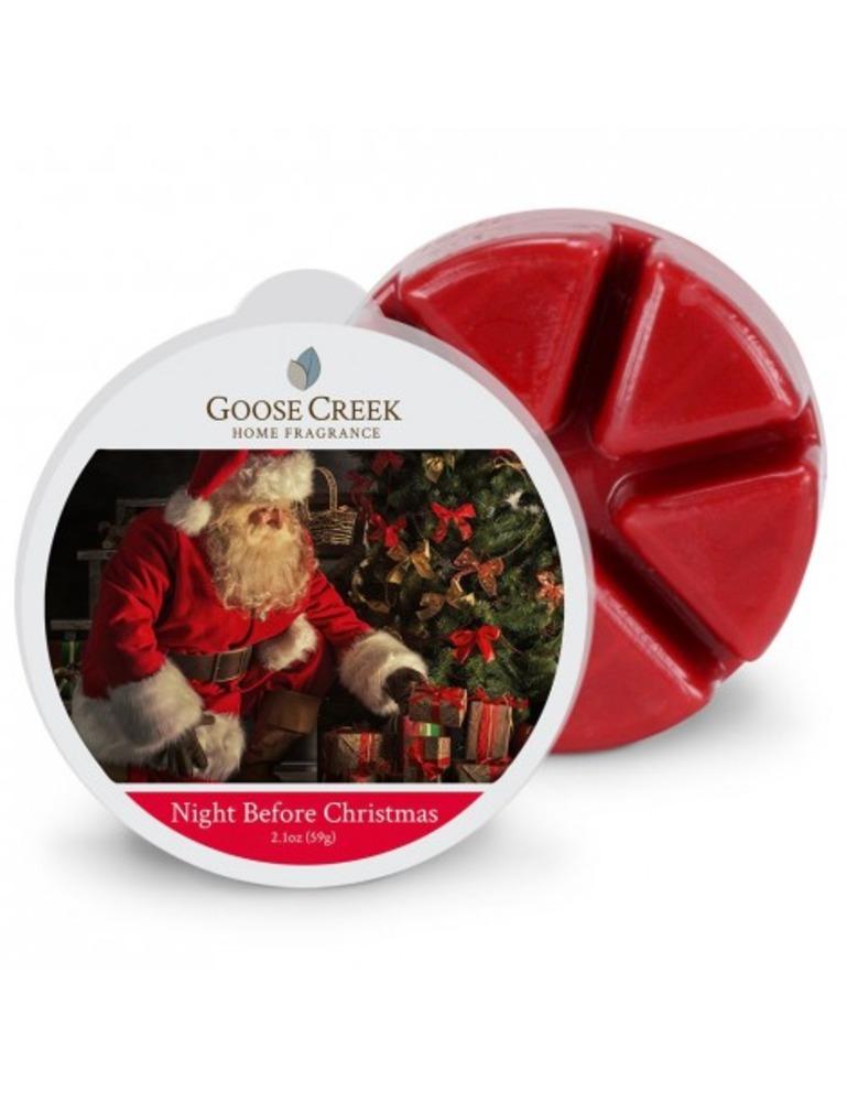 Goose Creek Candle Waxmelt Night Before Christmas