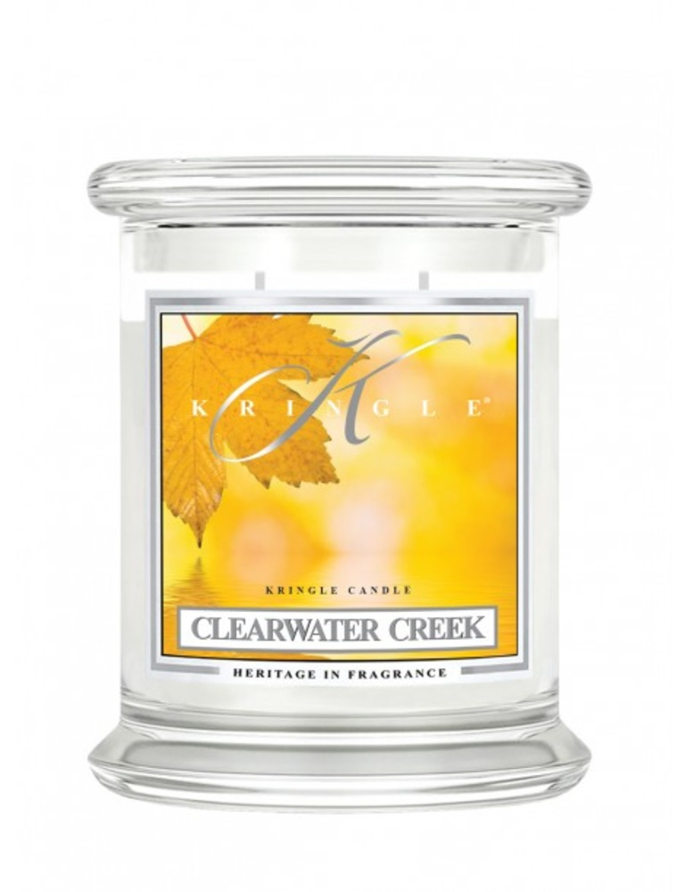 Kringle Candle Giara media Clearwater Creek