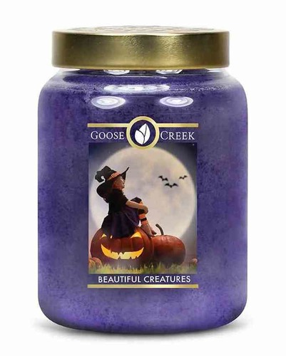 Goose Creek Candle Giara grande Special Edition Halloween 2018