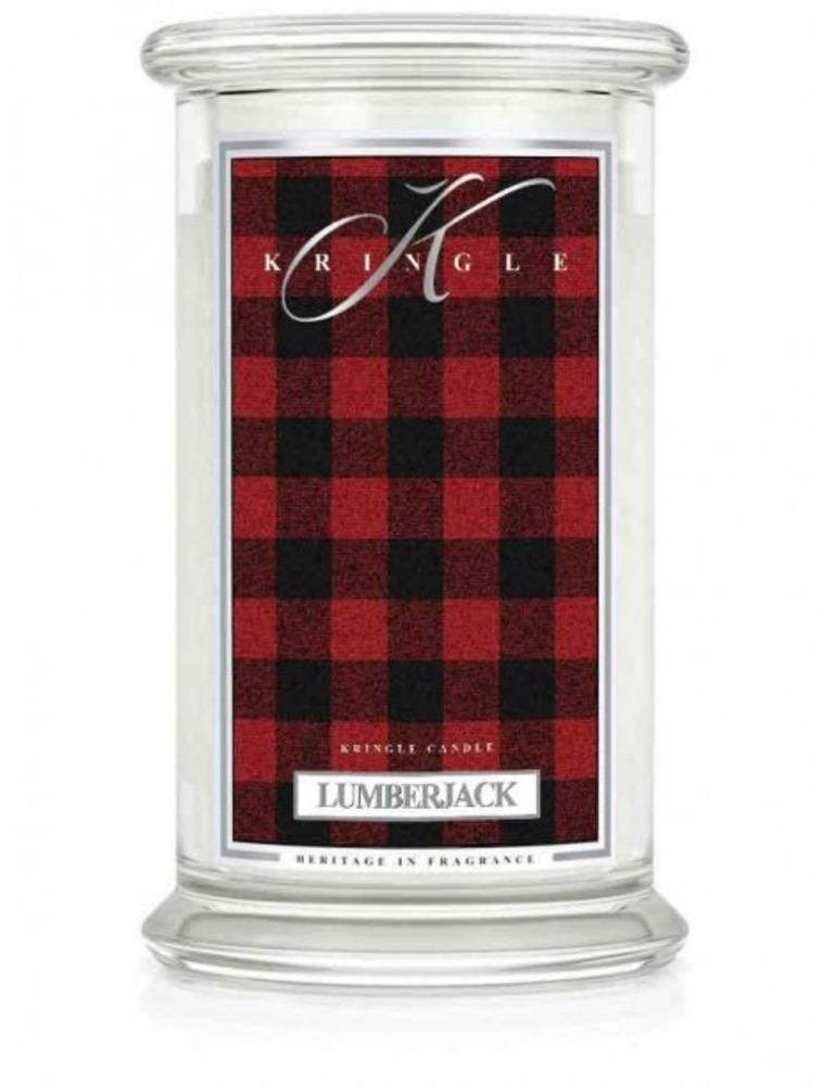 Kringle Candle Giara grande Lumberjack