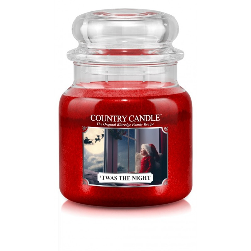 Country Candle Giara media Twas The Night