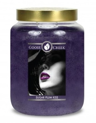 Goose Creek Candle Giara grande Sugar Plum Kiss
