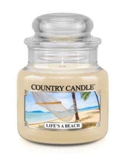 Country Candle Giara mini Life's a Beach