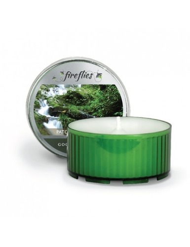 Goose Creek Candle Firefly Patchouli Leaves