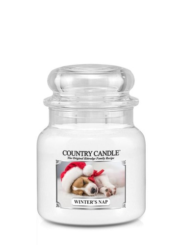 Country Candle Giara media Winter's Nap