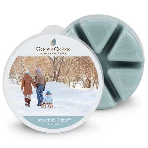 Goose Creek Candle Waxmelt Frozen In Time