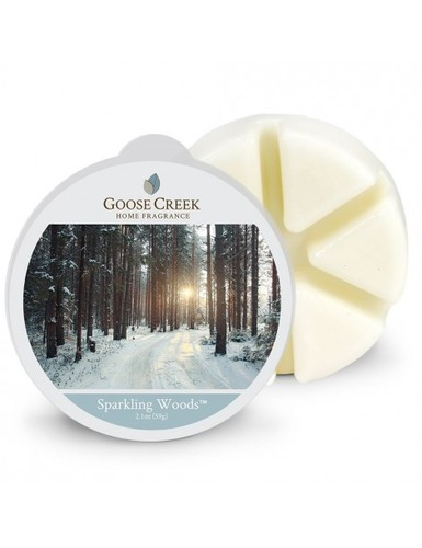 Goose Creek Candle Waxmelt Sparkling Woods