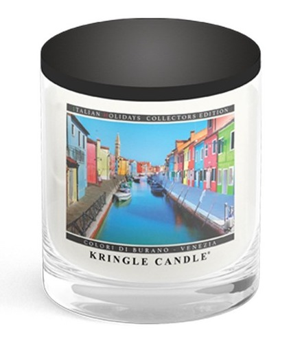 Kringle Candle Tumbler Italian Holidays Collectors Edition