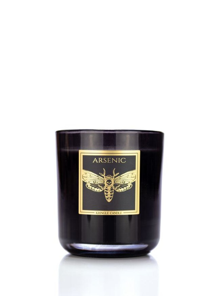 Kringle Candle Giara media Arsenic Black Line