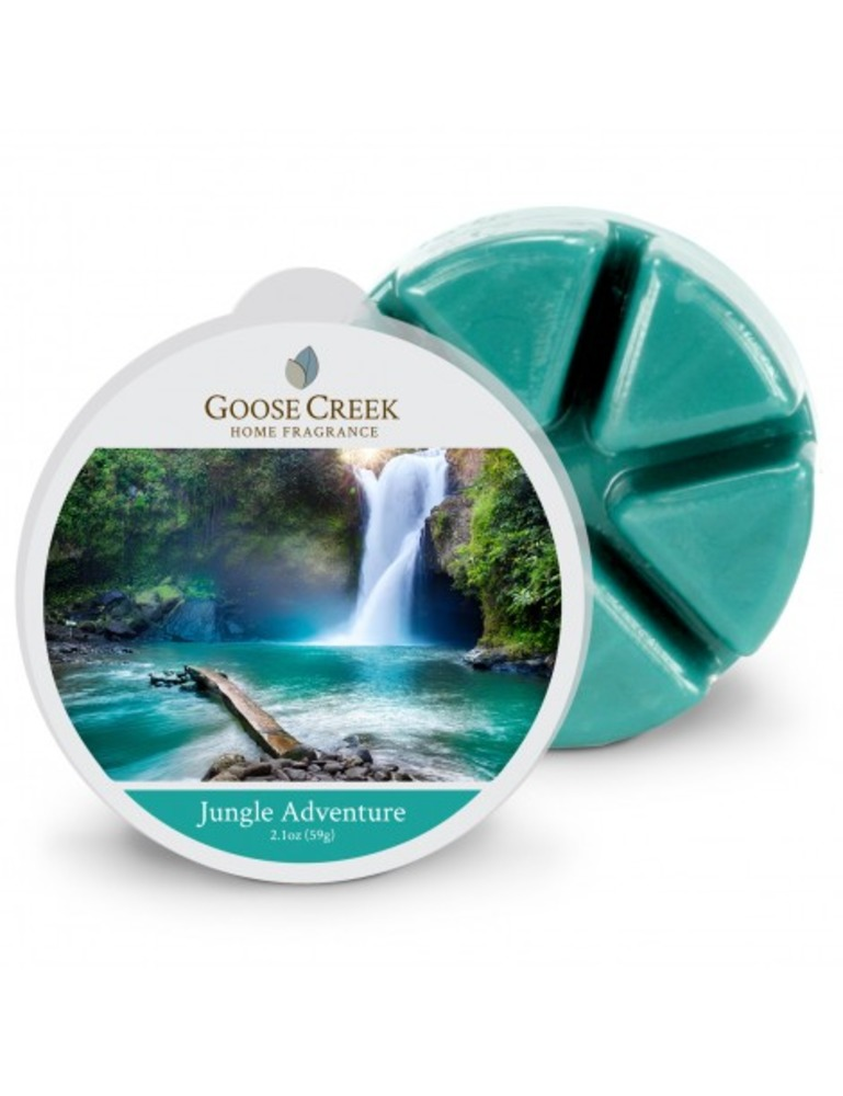 Goose Creek Candle Waxmelt Jungle Adventure