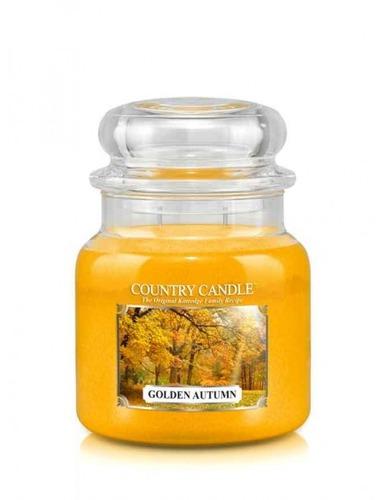 Country Candle Giara media Golden Autumn