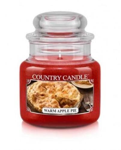Country Candle Giara mini Warm Apple Pie