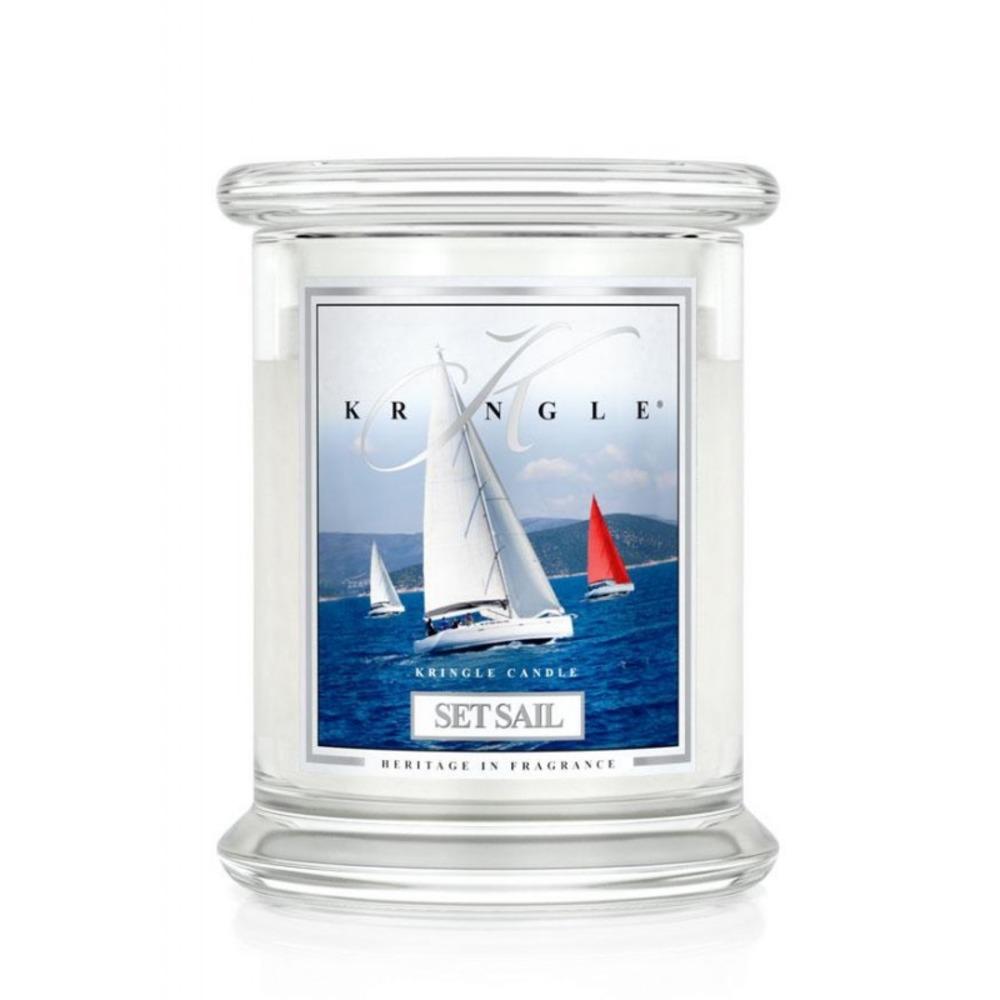 Kringle Candle Giara media Set Sail