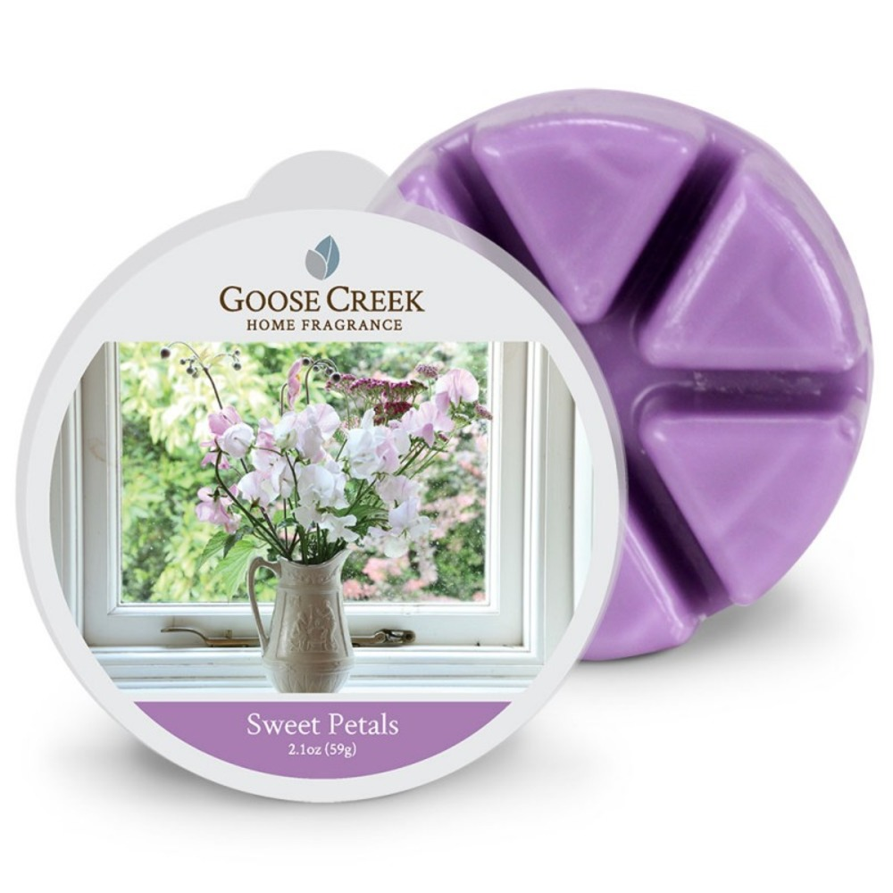 Goose Creek Candle Waxmelt Sweet Petals