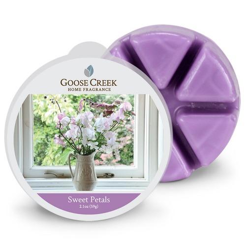 Goose Creek Candle Waxmelt Sweet Petals