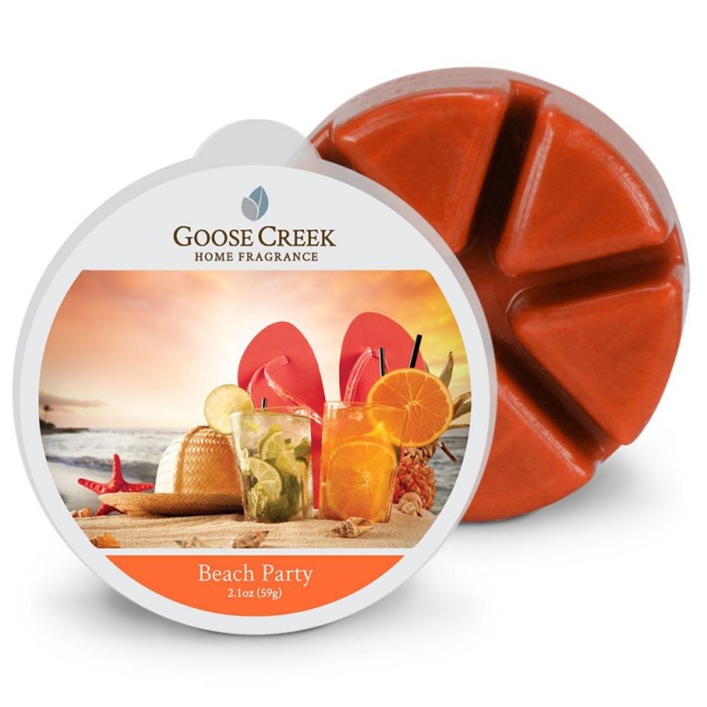 Goose Creek Candle Waxmelt Beach Party