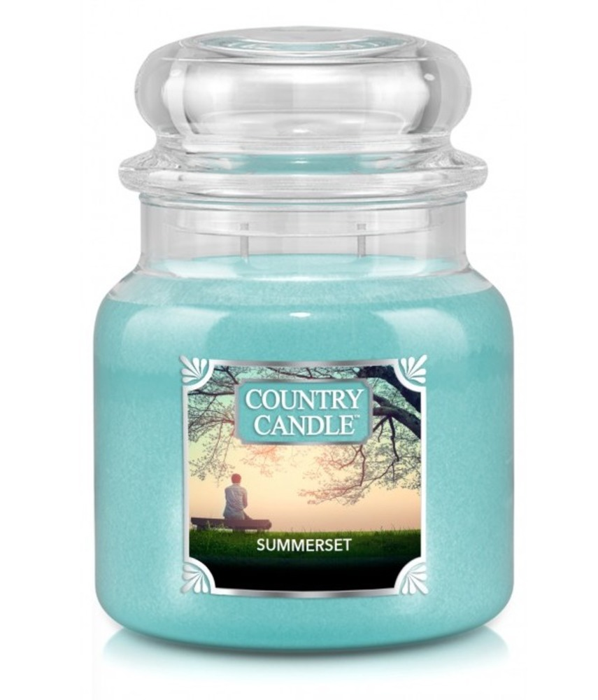 Country Candle Giara media Summerset