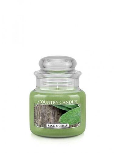 Country Candle Giara mini Sage & Cedar