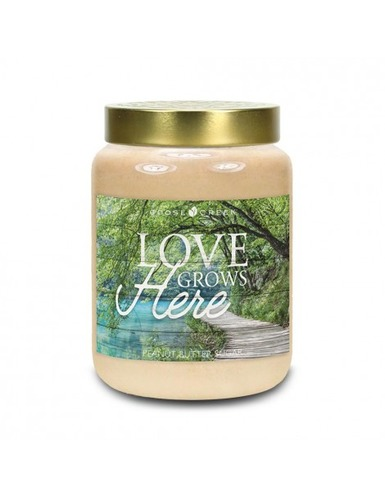 Goose Creek Candle Giara grande Peanut Butter Sugar Artwork