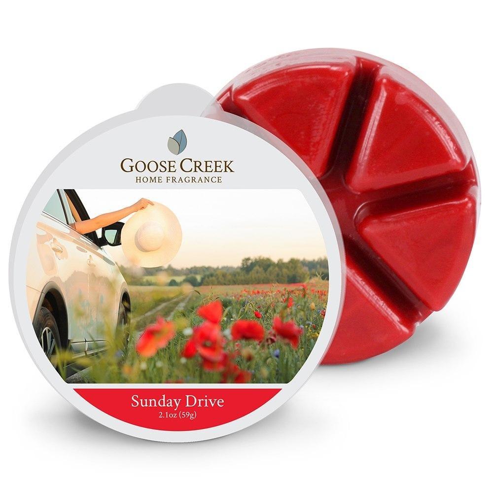 Goose Creek Candle Waxmelt Sunday Drive
