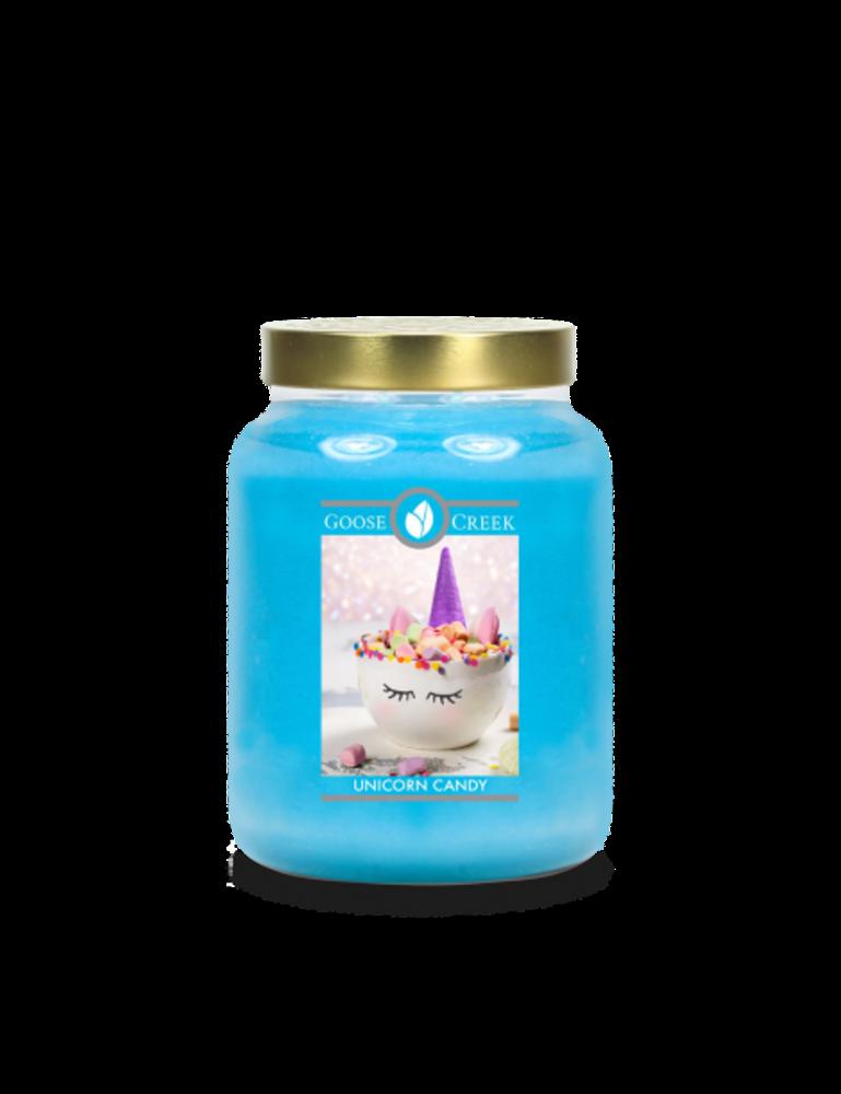 Goose Creek Candle Giara grande Unicorn Candy
