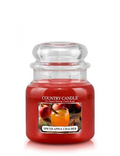 Country Candle Giara media Spiced Apple Chai-der