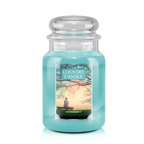 Country Candle Giara grande Summerset