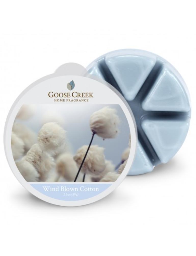 Goose Creek Candle Waxmelt Wind Blown Cotton