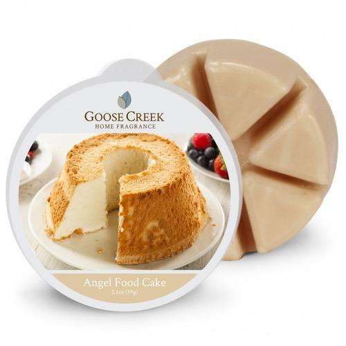 Goose Creek Candle Waxmelt Angel Food Cake